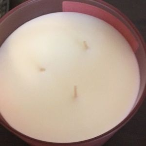 Bath & Body Works Accents - 💥HP💥NWT Cactus Blossom 3 wick candle